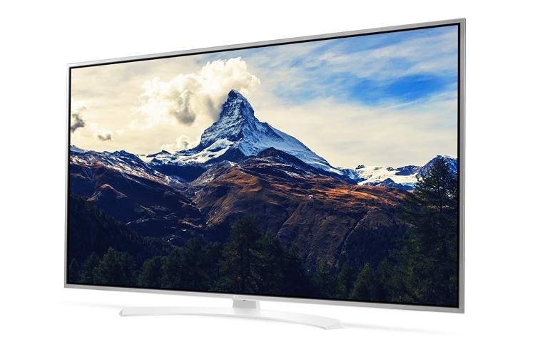 Televizorius LG 65UH664V 1