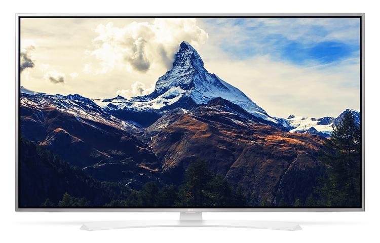 Televizorius LG 43UH664V 1