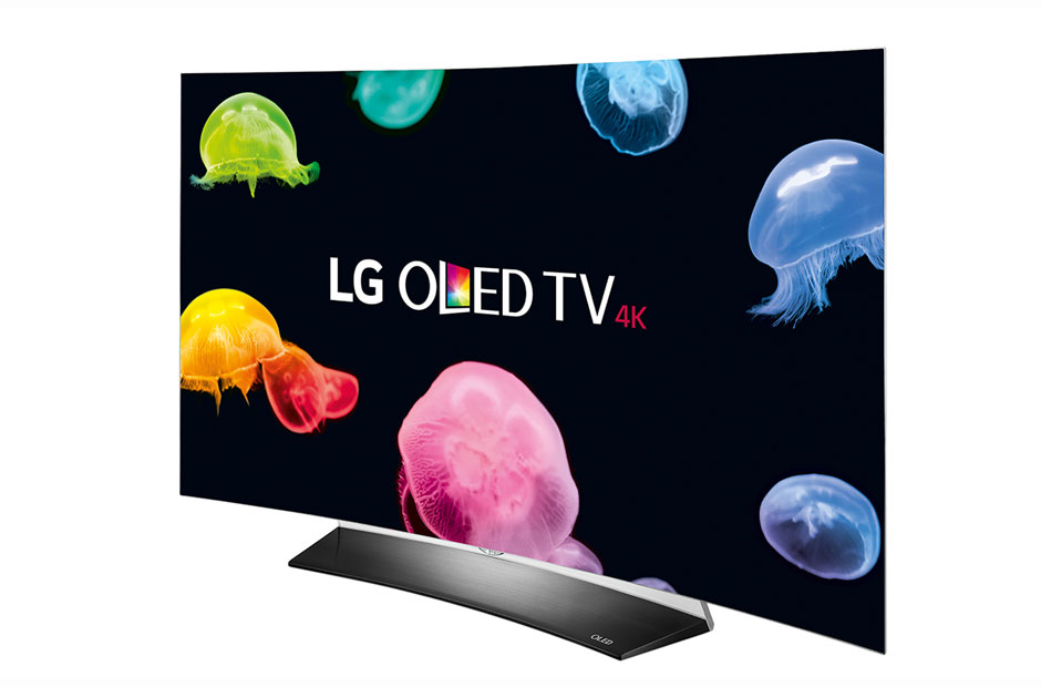 Televizorius OLED LG 55C6V 2