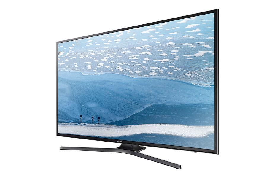 Televizorius SAMSUNG UE55KU6092 2