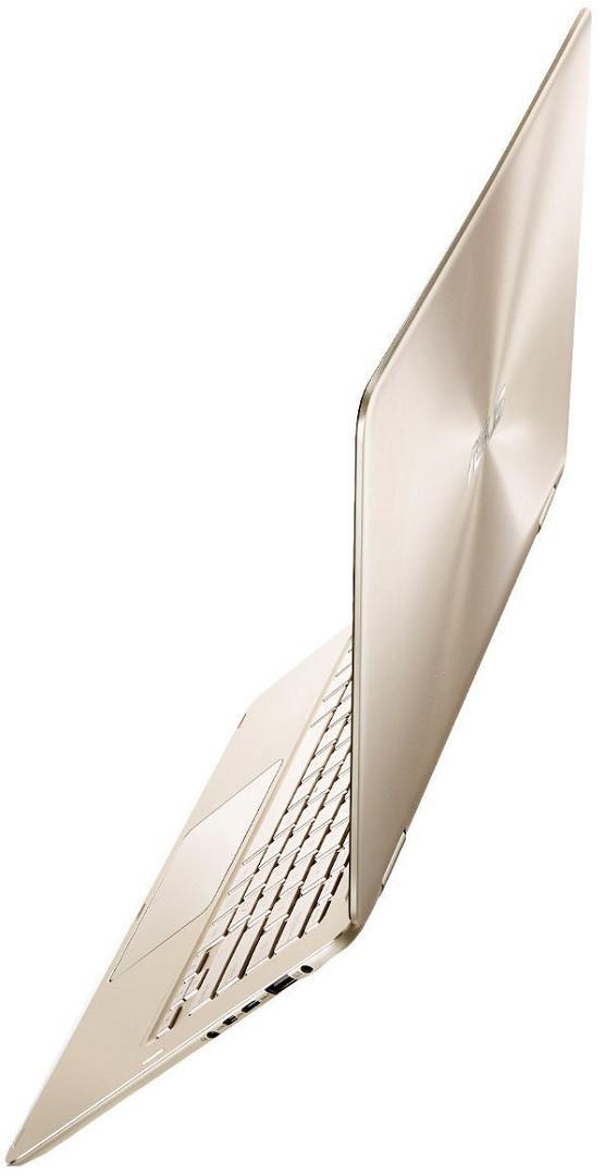 Nešiojamas kompiuteris ASUS Zenbook Flip UX360CA  M3/4/256/HD/W10/Gold 3