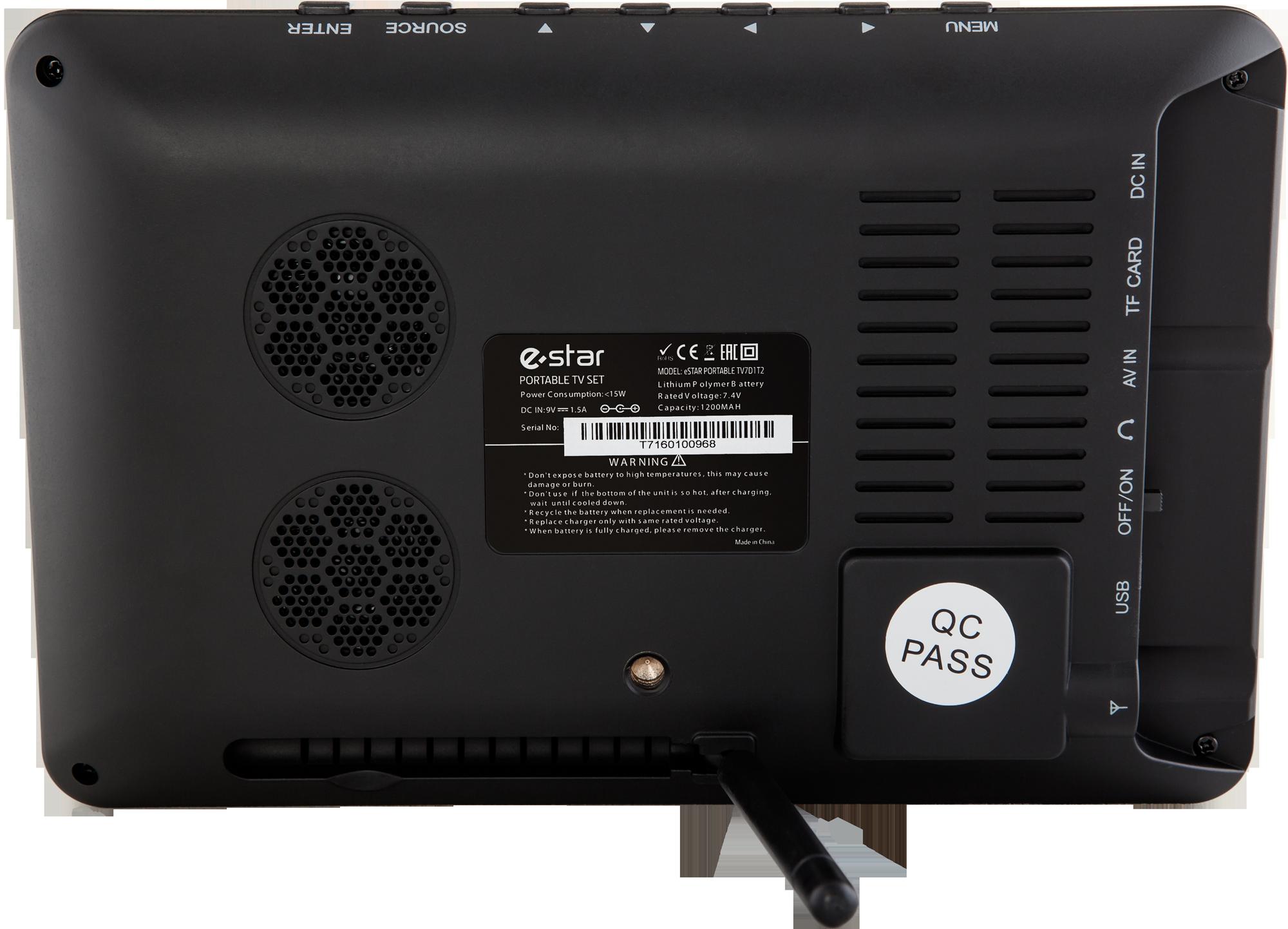 Televizorius eSTAR LCD TV T9D1T2 2