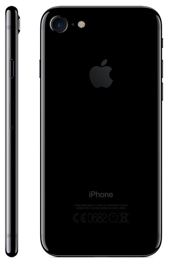 Mobilusis telefonas APPLE iPhone 7 128GB Jet Black 2