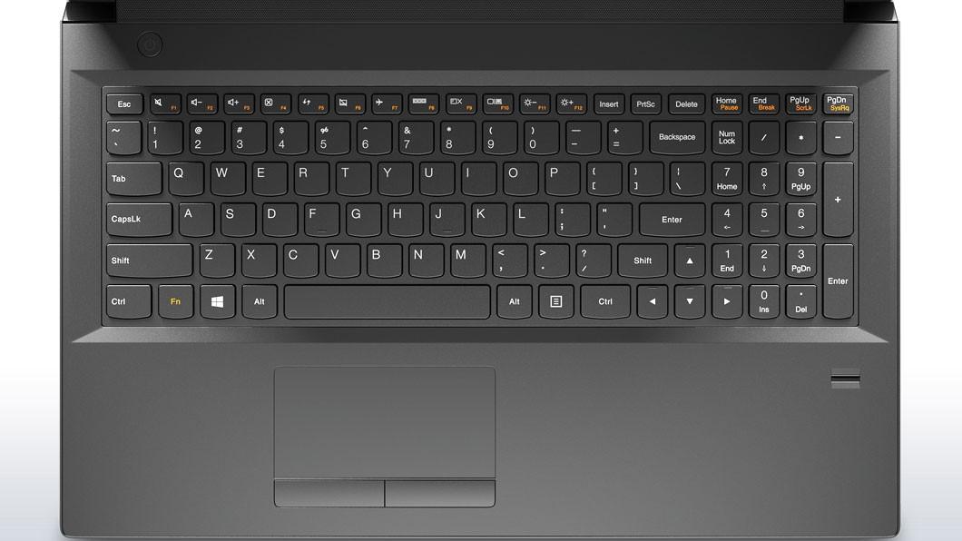 Nešiojamas kompiuteris LENOVO IdeaPad B50-80 i3/4/1TB/HD/Dos 3