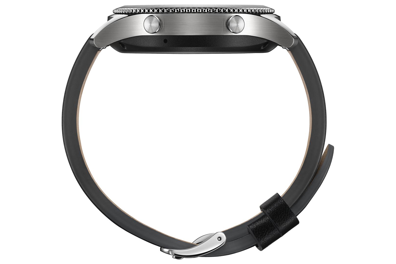 Išmanusis laikrodis SAMSUNG Gear S3 Black R770 5