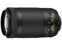 Objektyvas NIKON AF-P DX 70-300mm f/4.5-6.3G ED VR Nikkor