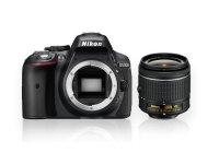 Fotoaparatas NIKON D5300 + AF-P 18-55VR kit