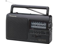 Radija PANASONIC RF-3500E9-K