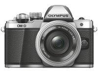 Fotoaparatas OLYMPUS E-M10II 14-42EZ Silver
