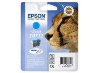 Rašalinė EPSON T0712, melsva