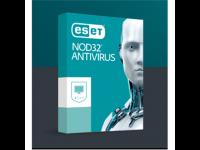 Antivirusinė programa ESET NOD32 BOX 1PC