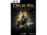 Žaidimas PC Deus Ex: Mankind Divided Day1 Edition