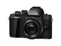 Fotoaparatas OLYMPUS E-M10II 1442IIR Kit Black
