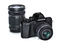 Fotoaparatas OLYMPUS E-M10II 1442IIR DZ Kit Black