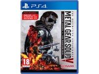 Žaidimas PS4 Metal Gear Solid The Definitive Edition