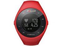 Išmanusis laikrodis POLAR M200 GPS M, raudonas