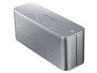 Kolonėlė SAMSUNG LEVEL BOX mini, Bluetooth, NFC, mikrofonas, sidabro sp.