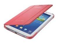 """Dėklas SAMSUNG Galaxy Tab3, 7"""", rožinis"""