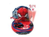 Radijo žadintuvas LEXIBOOK RP500SP SpiderMan