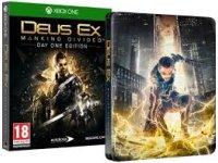 Žaidimas XBOXONE Deus Ex: Mankind Divided Day1 Steelbook