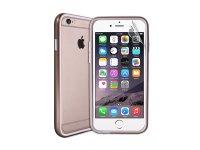 Dėkliukas PURO iPhone 6 Plus, nugarėlė, aukso sp.