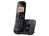 Telefonas PANASONIC KX-TGC220FXB