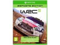 Žaidimas XBOX ONE WRC 5 Esports Edition