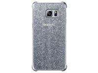 Dėkliukas SAMSUNG Galaxy S6 edge+, G928, nugarėlė, sidabro sp.