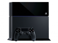 Žaidimų kompiuteris SONY PlayStation 4 (PS4) 500GB Black