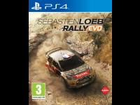 Žaidimas PS4 Sebastien Loeb Rally EVO