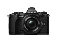 Fotoaparatas OLYMPUS E-M5II Pancake Zoom Kit black/black