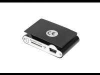 MP3 grotuvas QUER juodas