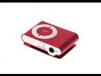 MP3 grotuvas QUER raudonas