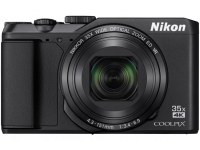 Fotoaparatas NIKON COOLPIX A900 Black