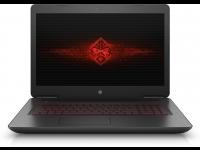 Nešiojamas kompiuteris HP OMEN 17 i7-6700HQ/8GB/1TB+128SSD/GTX1060 6GB/W10