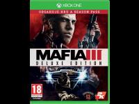 Žaidimas XBOX ONE Mafia III Deluxe Edition