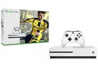 Žaidimų kompiuteris MICROSOFT XBOX ONE S 500GB +  FIFA 17
