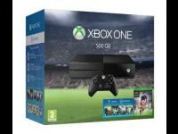 Žaidimų kompiuteris MICROSOFT XBOX ONE 500GB +  FIFA 16