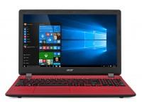 Nešiojamas kompiuteris ACER Aspire ES1-571 i3/4/128/Win/Red