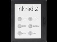 """Elektroninė skaityklė POCKETBOOK InkPad2 PB840 8"""" Grey"""