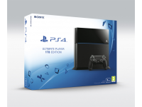 Žaidimų kompiuteris SONY PlayStation 4 (PS4) 1TB  Ultimate Player Edition