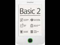 Elektroninė skaityklė POCKETBOOK Basic 2(PB614) white