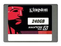 Vidinis kietasis diskas SSD KINGSTON 240GB / SV300S37A/240G