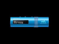 MP3 grotuvas SONY NWZB183FL 4GB Blue