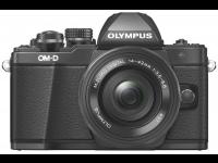 Fotoaparatas OLYMPUS E-M10II 14-42EZ Black
