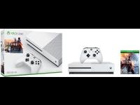 Žaidimų kompiuteris MICROSOFT XBOX ONE S 500GB + Battlefield