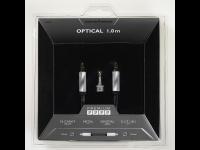 Kabelis SOUND&IMAGE Toslink-optinis, 1.0m