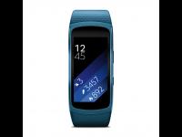 Išmanusis laikrodis SAMSUNG GearFit2 Dark Blue L
