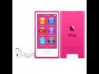 MP3 grotuvas APPLE iPod Nano 16GB Pink (7 kart.)