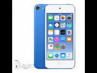 MP3 grotuvas APPLE iPod Touch 16GB Blue (6 kart.)